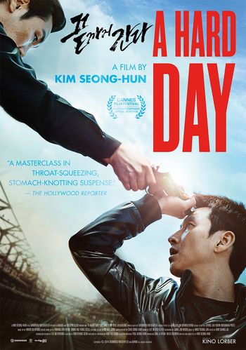 A Hard Day (2014) BluRay Dual Audio [Hindi DD2.0 & Korean] 1080p 720p & 480p x264 HD | Full Movie