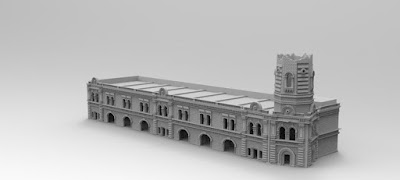 STRETCH GOAL £3500 OPENED STALINGRAD FIRE STATION picture 1