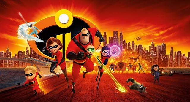 Os Incríveis 2 ganha trailer internacional com cenas