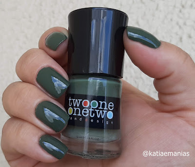 Twoone Onetwo, DRK Nails,
