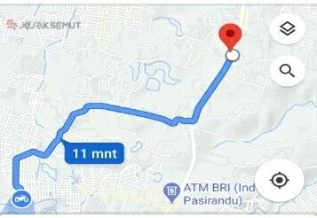 Cara Mencari Bank Bri Terdekat Dari Lokasi Saya Sekarang Jejaksemut