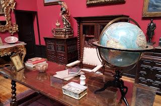 Madrid. Casa-Museo de Sorolla. El estudio del pintor.