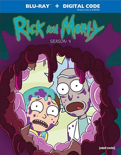 Rick and Morty (2019-2020) Cuarta Temporada REMUX 1080p Latino -CMHDD