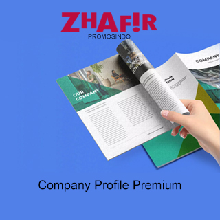 Cetak Company Profile Premium