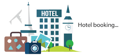 book hotels in india online
