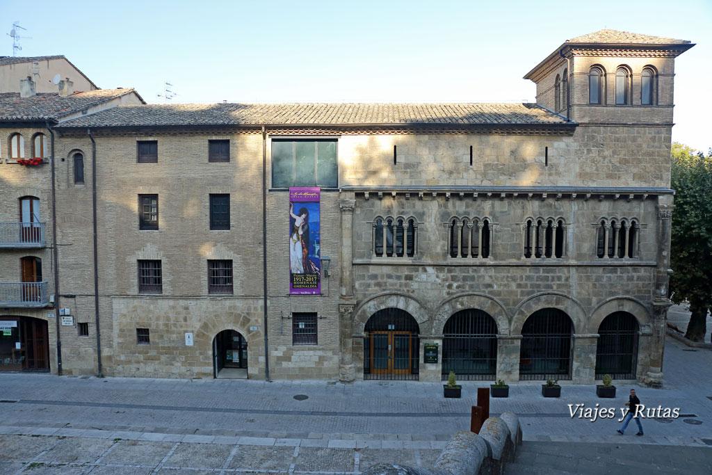 Palacio de los Reyes de Navarra, Estella