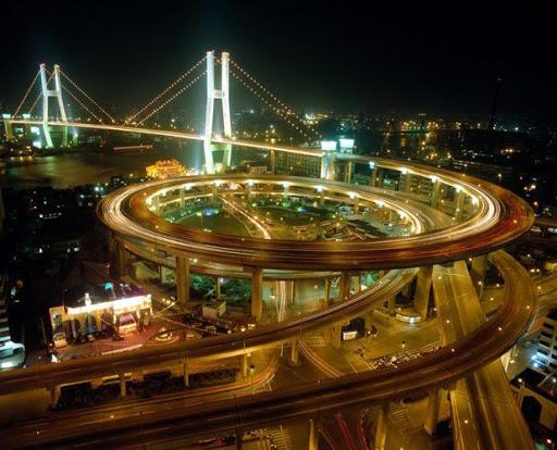 Jembatan Nanpu Bridge