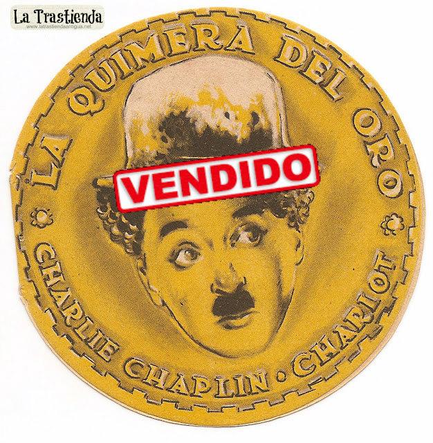 Programa de Cine - La Quimera del Oro - Charles Chaplin