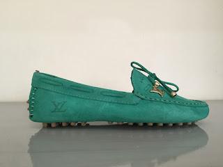 a86cf25a5b Mocassim Louis Vuitton Feminino