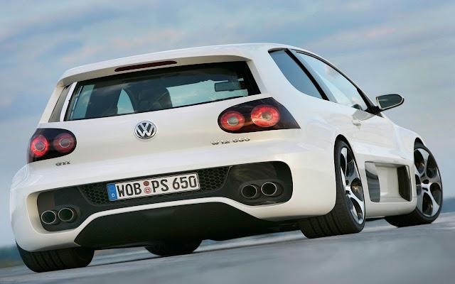 volkswagen golf gti w12 650 concept 2007 auto cars concept. Black Bedroom Furniture Sets. Home Design Ideas