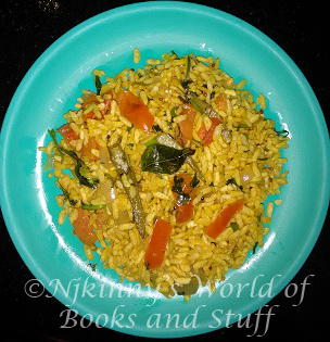 Healthy Puffed Rice Poha