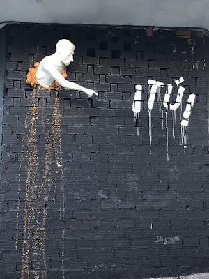 Tú Barrio del Oeste Arte urbano
