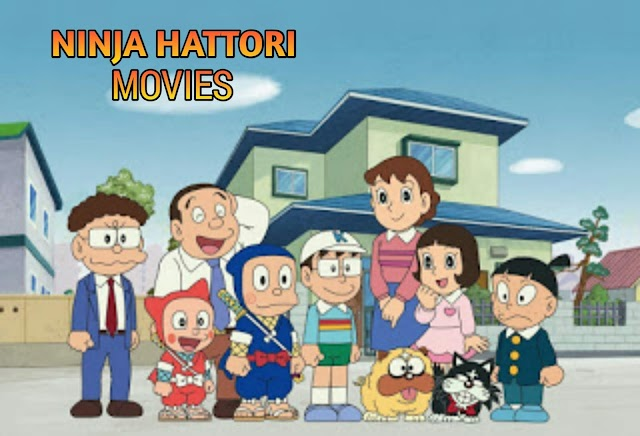 NINJA HATTORI ALL MOVIES ACCORDING TO HINDI DUBBED RELEASE HD DOWNLOAD/WATCH ONLINE