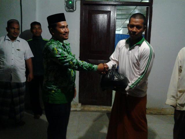 NU Bantu Paket Sembako Untuk Korban Banjir Aceh Tenggara