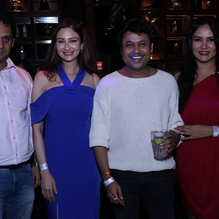 Bhabiji Ghar Par Hain serial complete 1000 episode party pictures