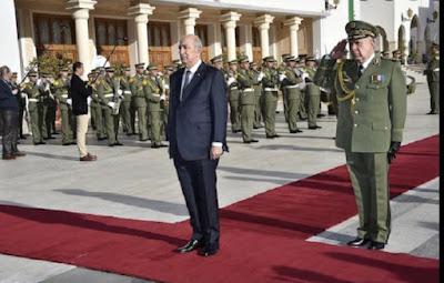 الجيش الجزائري يرد على مبادرة المغرب بلغة التهديد والوعيد