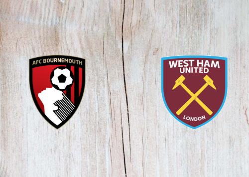 AFC Bournemouth vs West Ham United -Highlights 28 September 2019