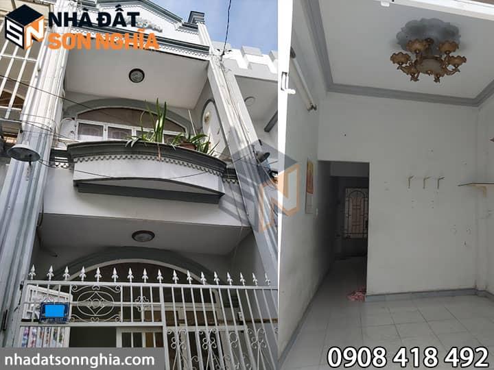 Nhà Gò Vấp đường Cây Trâm phường 8