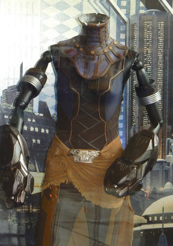 Black Panther Shuri movie costume