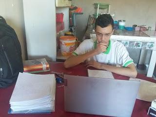 Estudante do IFPB conquista ouro em Olimpíada de Matemática da Rede Federal