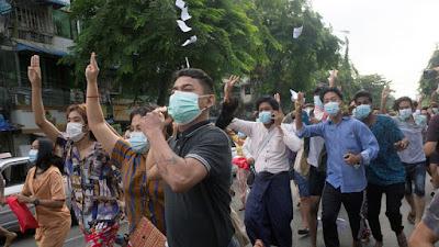 """الأمم المتحدة تحذر من """"كارثة حقوقية"""" وسط تصاعد العنف في دولة اسيوية"""