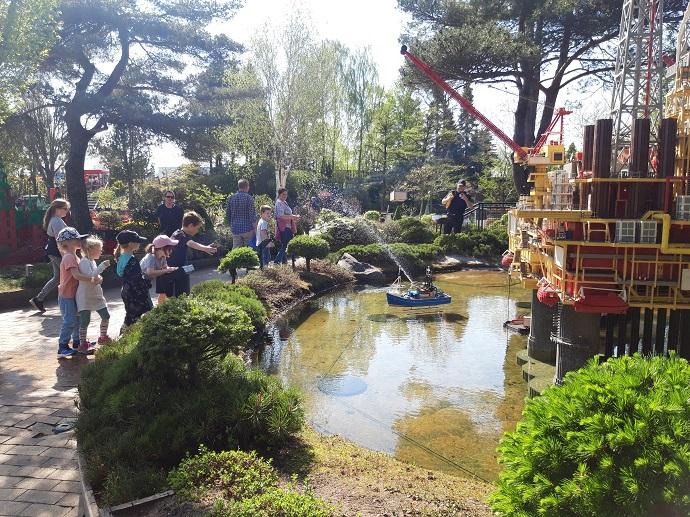 Legoland Billund kokemuksia lapsiperhe / huhtikuu 2019