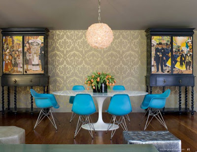 Interiors: Dining In