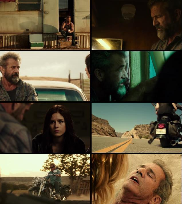 Blood Father 2016 English 720p WEB-DL