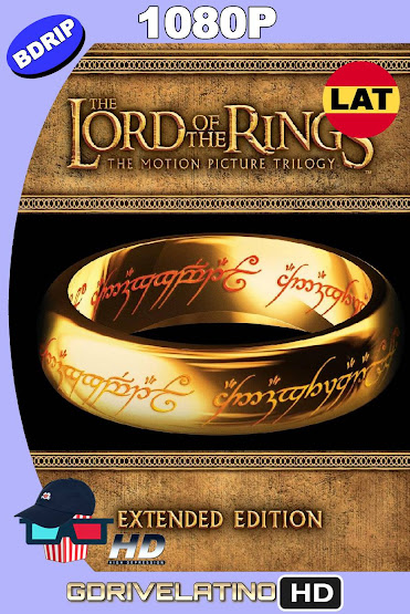 El Señor de los Anillos (2001-2003) EXTENDED BDRip 1080p Latino-Ingles MKV