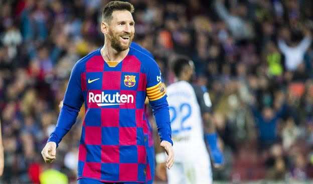 Lionel Messi Confirms He'll Stay At Barcelona