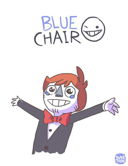 Bluechair
