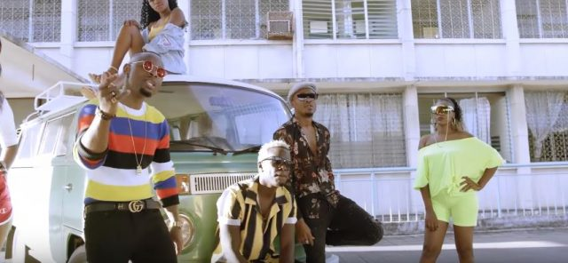 Willy Paul X Alikiba X Ommy Dimpoz – Nishikilie