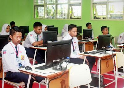 Contoh Soal Gagasan Utama, Kalimat Utama, dan Simpulan Teks - UNBK SMP 2019