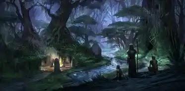 The Summer Site, Elder Scrolls Online,ESO Tamriel,