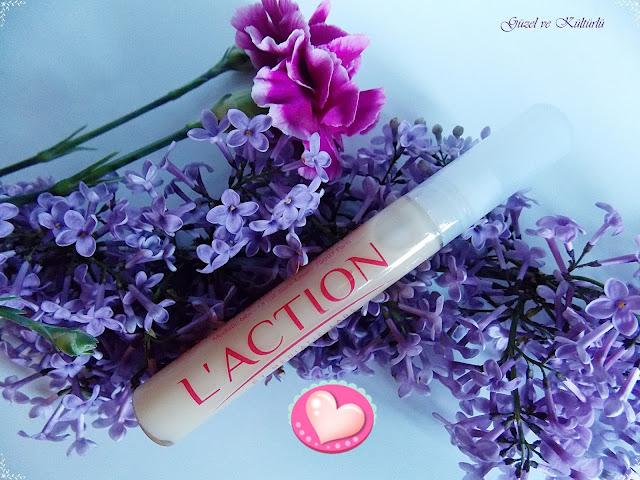 L'action Dudak Dolgunlaştırıcı