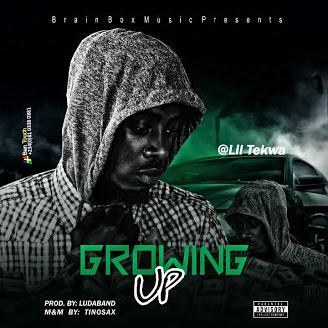 [Music] Lil Tekwa – Growing Up #Arewapublisize