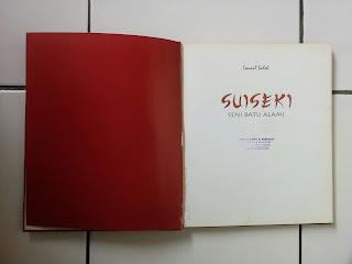 Buku Bekas Suiseki: Seni Batu Alami