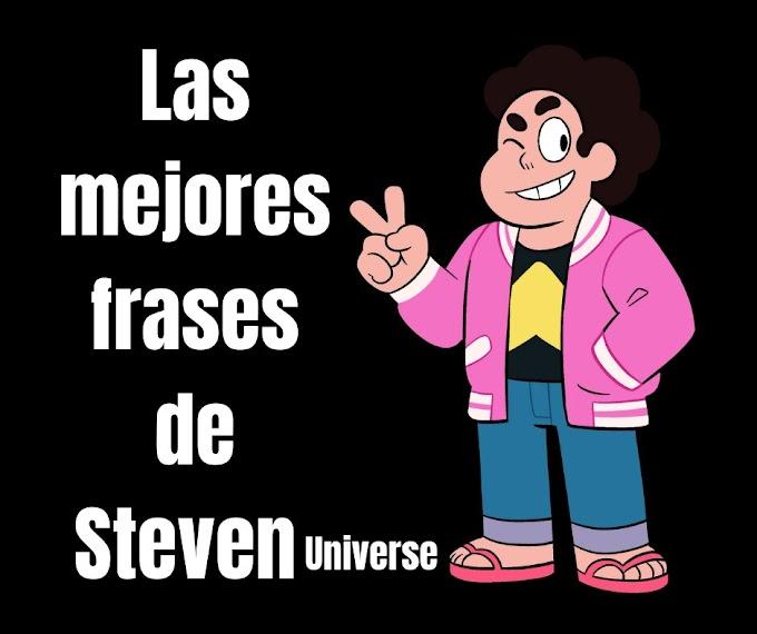 Las mejores Frases De Steven Universe