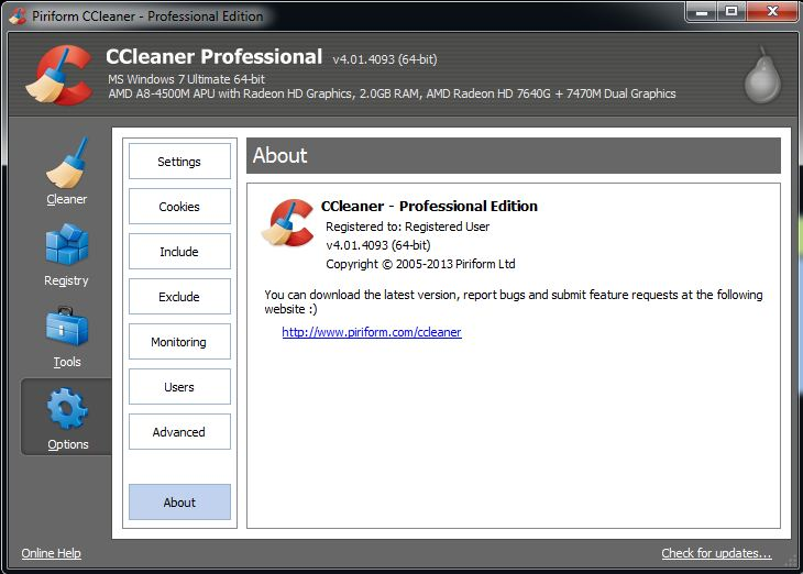 download ccleaner terbaru full