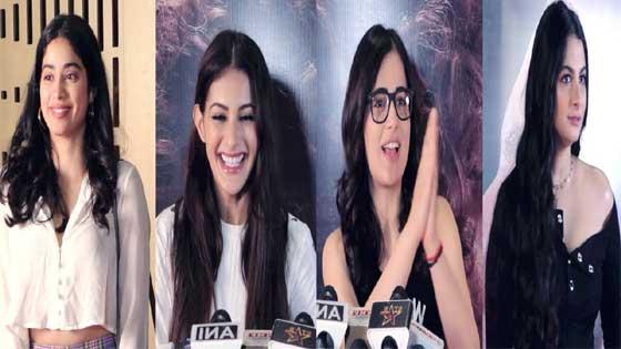 Judgemental Hai Kya: Jhanvi Kapoor, Swara Bhasker And Other Celebs Attend Special Screening