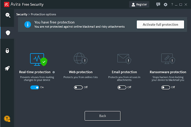 Avira Free Security Review