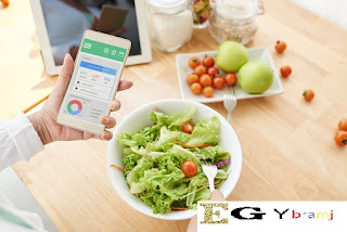 Find out the best apps to monitor what you eat!