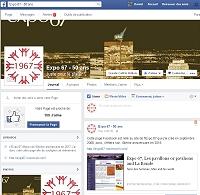 Facebook - Expo 67 - 50 ans