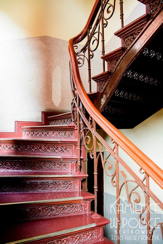 Legnica: tydzień z żeliwnymi i stalowymi schodami - odsłona nr 6