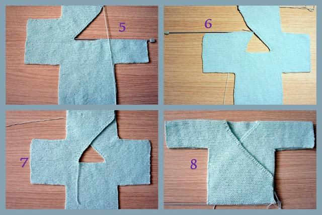 instructions brassiere