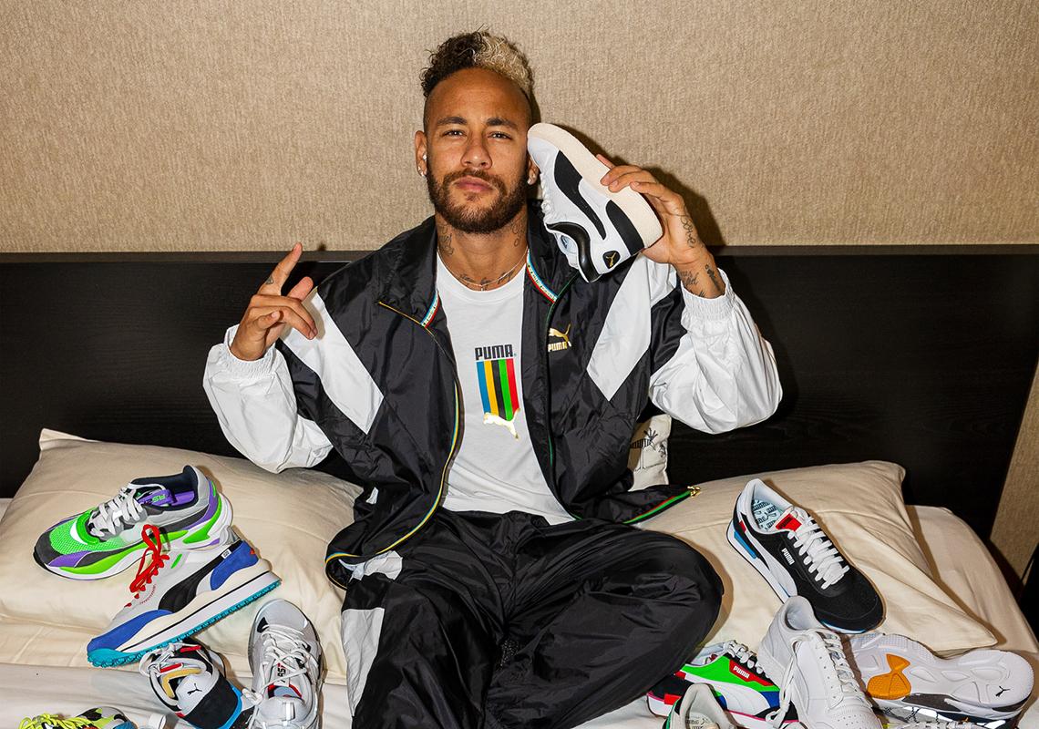 Neymar Jr ambassador PUMA | Sport Business Management
