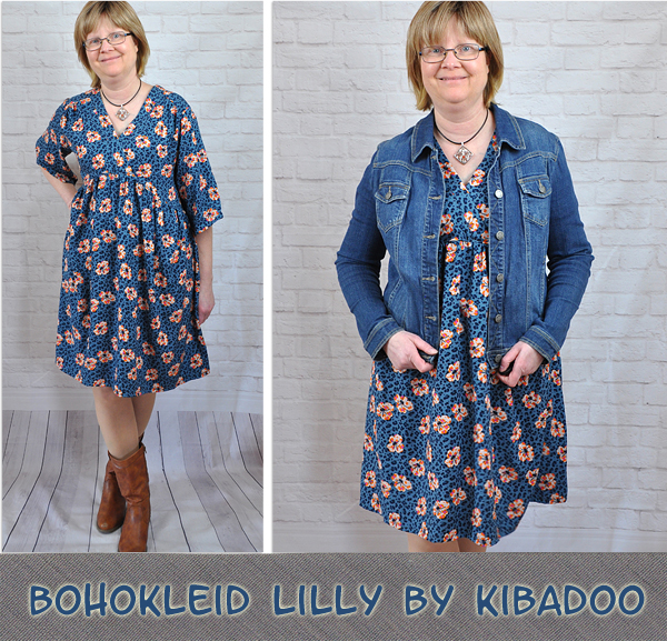 Bohokleid Lilly by Kibadoo