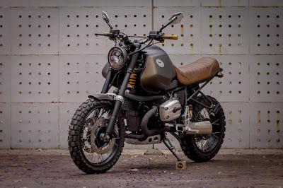 "BMW GS1150 Custom ""Scrambler"""