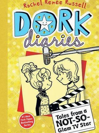 bookcover of TALES FROM A NOT-SO-GLAM TV STAR (Dork Diaries #7) by Rachel Renee Russell