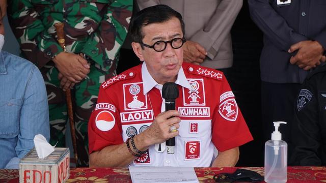 Pemerintah Diberi Dua Pilihan Buntut Insiden Lapas: Yasonna Harus Mundur atau Jokowi yang Evaluasi